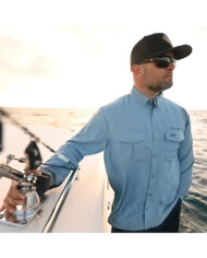 Performance Shirt Long Sleeve – Lifestyle on the water